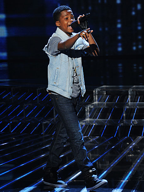 The X Factor | He's good at what he does, but who likes this kid?! I'm stumped.