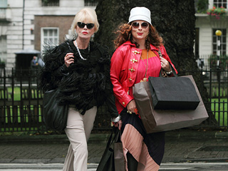 Absolutely Fabulous, Jennifer Saunders, ...