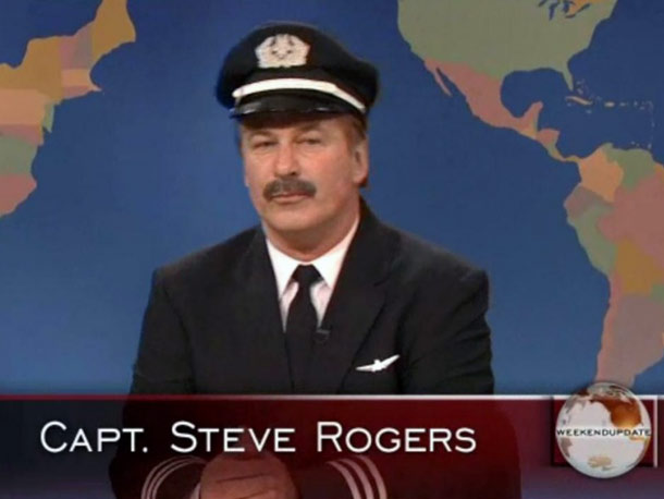 Saturday Night Live, Alec Baldwin | The 30 Rock star really loves his mobile games. Baldwin was kicked off an American Airlines flight after he refused to shut off his electronic…