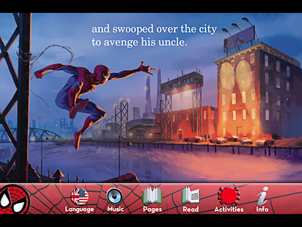Why it stood out: Narrated by Marvel Comics' legend Stan Lee, this interactive storybook boasts an eye-popping presentation complemented by cool sound effects, immersive music,…