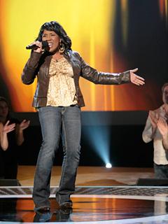 American Idol Melinda Doolittle