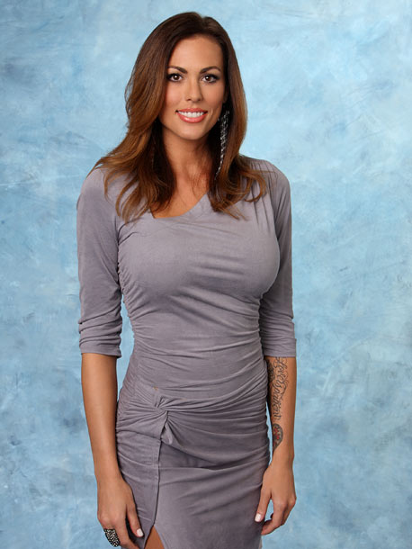 The Bachelor | Age: 34 Occupation: VIP cocktail waitress Hometown: Rutherfordton, N.C. Fictional quote: ''It is so a real job!''