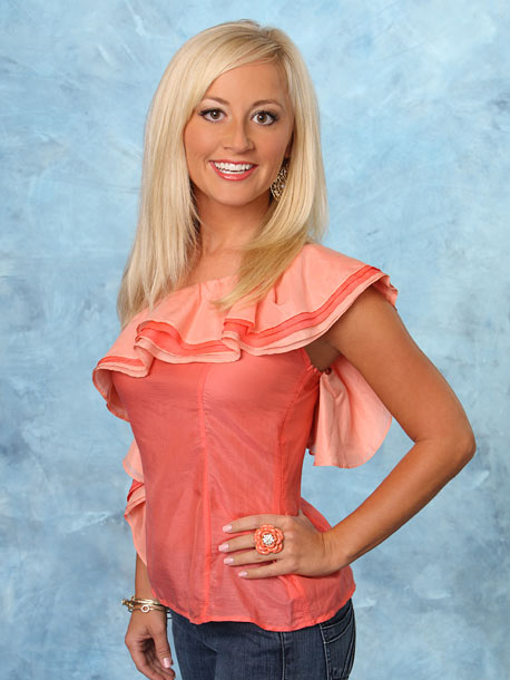The Bachelor | Age: 34 Occupation: Pharmaceutical sales rep Hometown: Salyersville, Kan. Fictional quote: ''Do you know how hard it was to find a ring to match this…