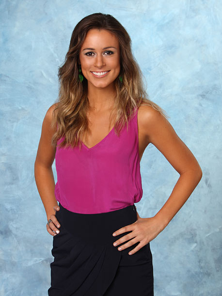 The Bachelor | Age: 27 Occupation: Blogger Hometown: Loveland, Ohio Fictional quote: ''What?s shakin', bacon?''