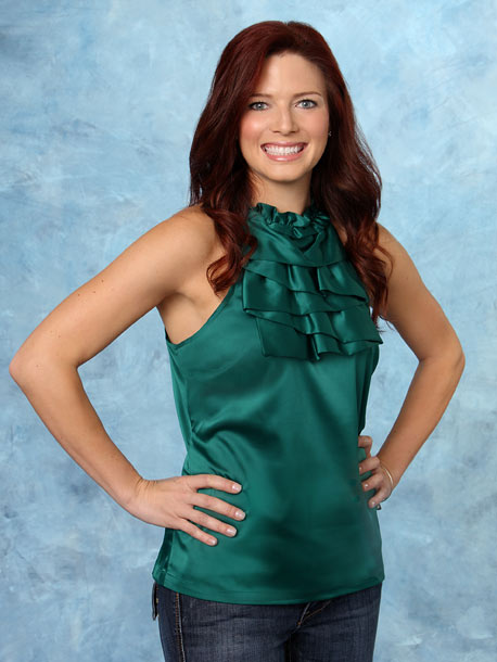 The Bachelor | Age: 28 Occupation: Accountant Hometown: Cache, Okla. Fictional quote: ''SERIOUSLY, HOW NICE ARE MY TEETH, YOU GUYS?''