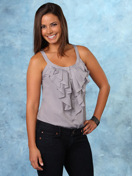 The Bachelor | Age: 26 Occupation: Dental hygienist Hometown: Hurst, Texas Fictional quote: ''Seriously, you guys, this mascara is changing my life!''