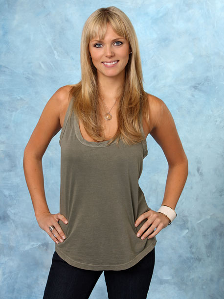 The Bachelor | Age: 27 Occupation: Fashion sales rep Hometown: Southhampton, Mass. Fictional quote: ''Ohh, sweetie, don't worry — I'm sure he won't notice that zit emerging on…