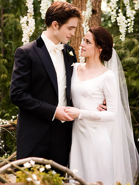 The Twilight Saga: Breaking Dawn - Part 1, Kristen Stewart | ''It was ridiculously gorgeous. I would give that an A- . I thought it was stunning. I know it's a movie, it's not real, but…