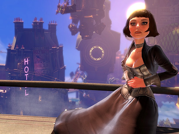 Why We?re Excited: The first two BioShock games were smart, gorgeously art-directed explorations of an underwater city. Infinite moves the action backwards in time and…