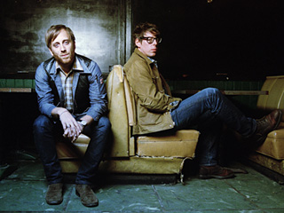 The Black Keys   BACKSEAT DRIVER The Keys' seventh spin around the block is a hard-driving, gloriously garage-y rumbler