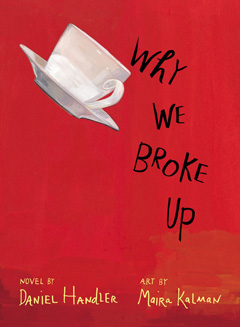 BOOK BROKE UP