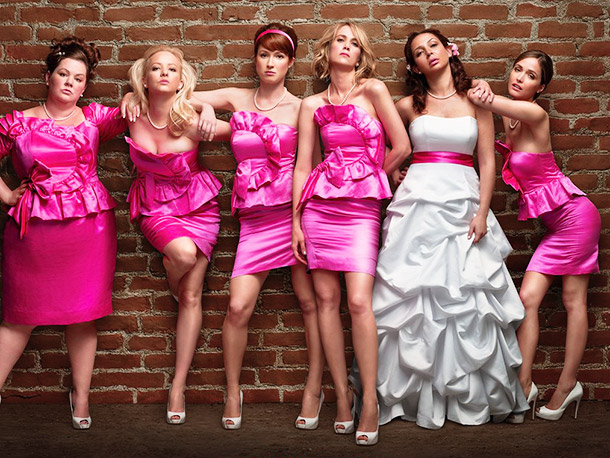 Bridesmaids | ''I think Kristen Wiig's a real pioneer right now. My mom and I saw Bridesmaids in New York. We just died. I think everyone agrees…