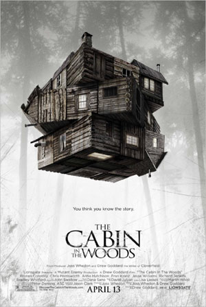 Cabin In Woods Poster