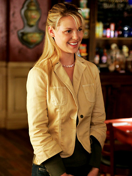 Caffeine, Katherine Heigl   Costarring Mena Suvari and Breckin Meyer Tagline: ''There's always something strange brewing'' ''I've always wanted to do a British accent,'' Heigl says on the DVD…
