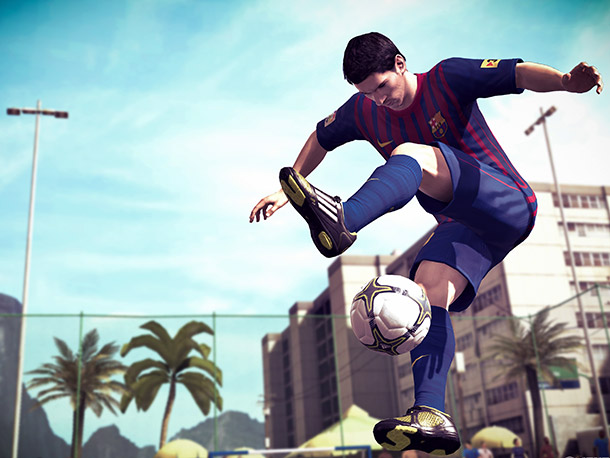 Why We're Excited: The Fifa Street trilogy was sort of an afterthought in the mid-00s. The upcoming reboot — designed by some of the same…