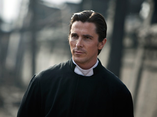 Flowers War Christian Bale