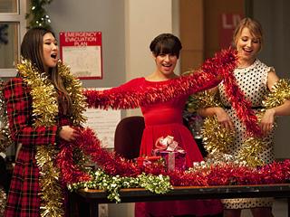 Lea Michele, Dianna Agron, ...