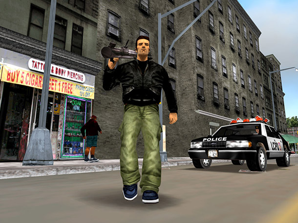 Why it stood out: The controversy-stirring title most credited with spawning the do-whatever-the-hell-you-want genre goes portable with all the Liberty City-leveling action that kept fans…