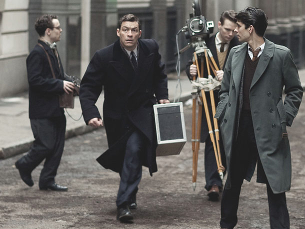 Dominic West | This import tails off a little in the final episode, but for the most part it's a suspenseful spies-'n'-murder story filled with textured characters and…