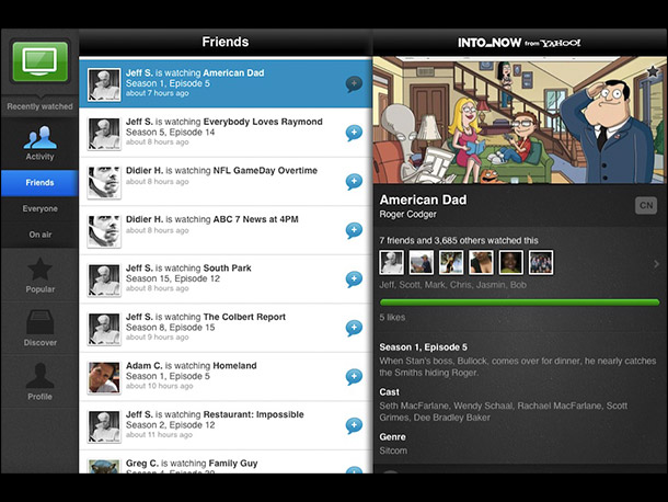 Why it stood out: A brilliant mash-up of social networking and television consumption, IntoNow 's a must-have for anyone who ever finds themselves clutching a…