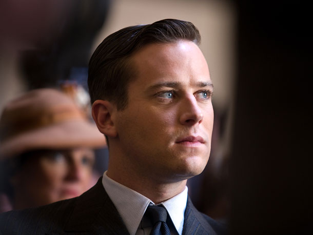 J. Edgar, Armie Hammer | ''I would have loved to see Andy Serkis get more recognition this award season, along with Armie Hammer [in J. Edgar ] as well which…