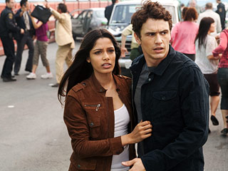 James Franco Freida Pinto