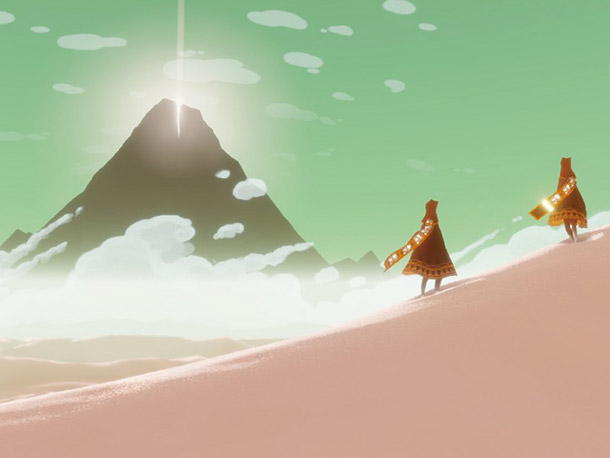 Why We're Excited: A PlayStation Network exclusive, Journey doesn't look or feel like any other videogame. You play a robed figure who wakes up in…