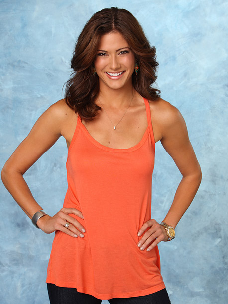 The Bachelor | Age: 24 Occupation: Administrative assistant Hometown: Clarksville, Tenn. Fictional quote: ''Whatever — my hair could totally kick your hair's ass!''