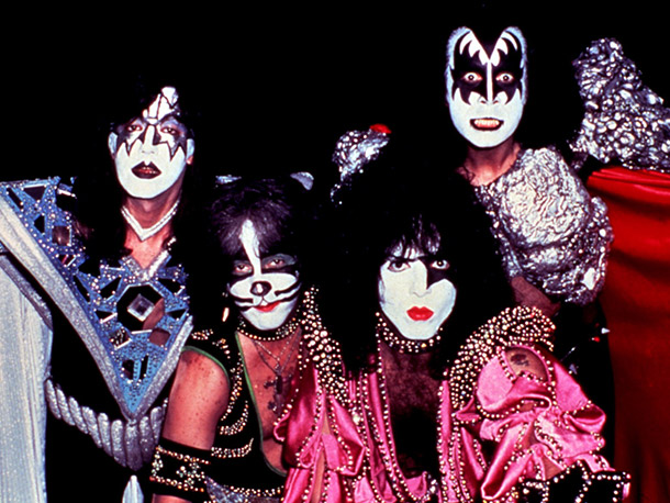 Kiss | Like Joan Jett, Gene Simmons, and crew have fully expressed their love for rock & roll which, let the record show, they are happy to…
