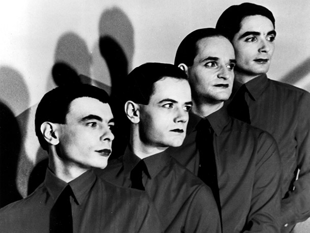 Kraftwerk | The eccentric Teutons and bicycling enthusiasts are more likely to be found blowing up tires than doing blow off of a groupie's sexy parts. But…