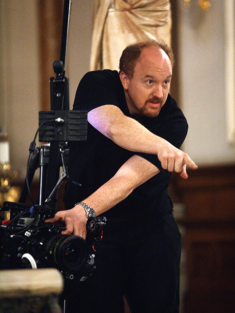 Louis C.K. | ''The fact that he got his show made the way he wanted to get the show made is pretty inspiring.'' — Hamm