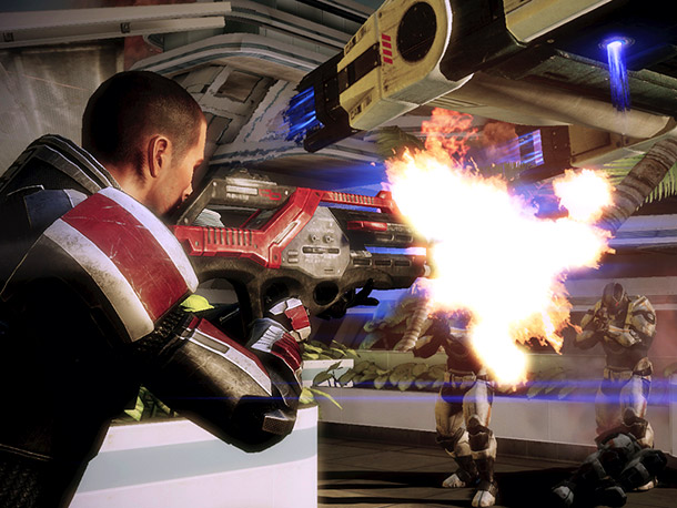 Why We're Excited: Most sci-franchises get by on pure spectacle, or on the ravenous detail that fill their imaginary universes. Mass Effect has spectacle and…