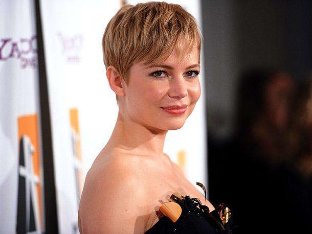 Michelle Williams | ''She continues to do fearless work. She inspires me.'' — Wiig