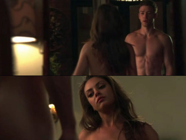 Friends with Benefits, Justin Timberlake, ... | The Naked Truth: It's not Demi Moore and Rob Lowe in About Last Night... or Anne Hathaway and Jake Gyllenhaal in Love & Other Drugs…