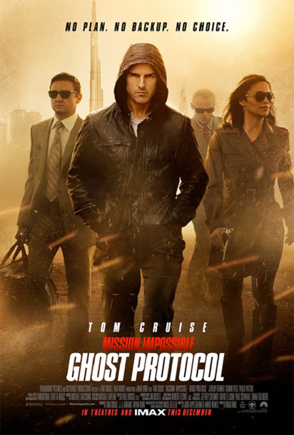 The Pitch: Meet a team of well-dressed badasses, all of them flashing their best ''walking casually away from an explosion'' business grimace. The Actual Message:…