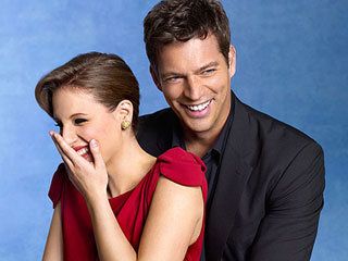 ON A CLEAR DAY YOU CAN SEE FOREVER Jessie Mueller and Harry Connick Jr.