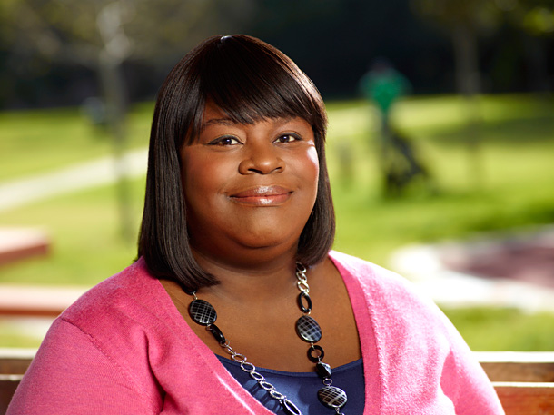 Retta Donna Meagle on Parks and Recreation