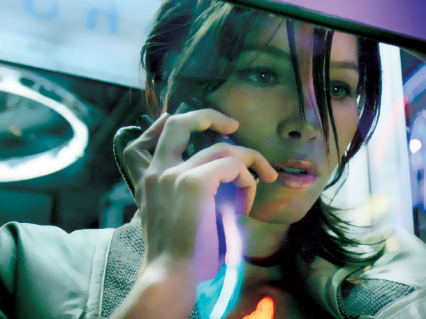 Jessica Biel, Powder Blue   Costarring Ray Liotta and Patrick Swayze Tagline: ''Hope is found in the darkest places'' Biel plays a single-mom stripper with a coke habit in this…