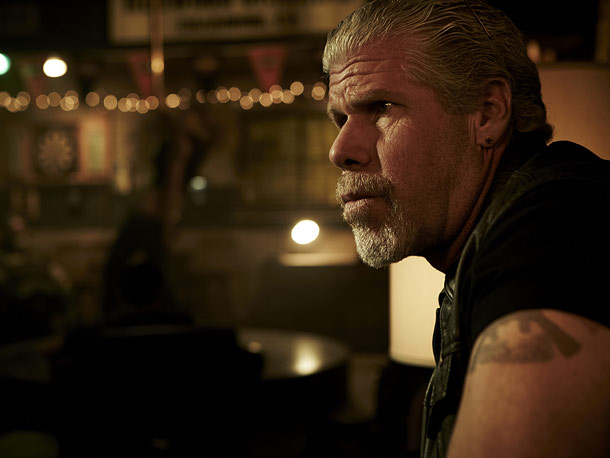 Sons of Anarchy, Sons of Anarchy | The biker-club drama has found its admittedly besmirched soul again just as Clay Morrow (Ron Perlman) is losing the last remnants of his own. The…