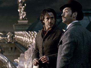 Sherlock Shadows Downey