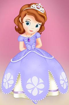 Sofia Princess Disney