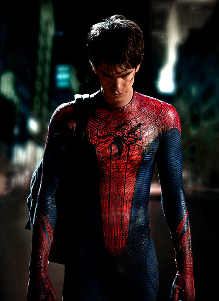 For the latest updates on the movie, check out The Amazing Spider-Man on Facebook .
