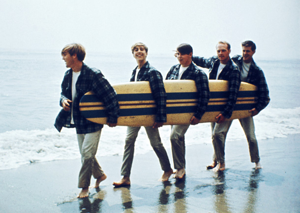 The Beach Boys | If Brian Wilson and the Beach Boys' 2012 tour lands at a fun, fun, fun L.A. venue (I'm thinking/hoping Hollywood Bowl), I resolve to take…