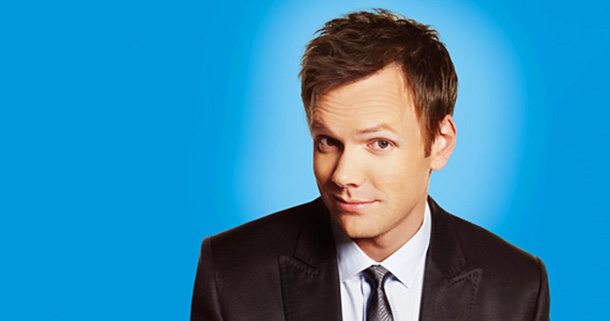 Joel McHale | I resolve to wait until Friday to watch The Soup on my DVR. I don't care if E! thinks it belongs on Wednesdays; The Soup…