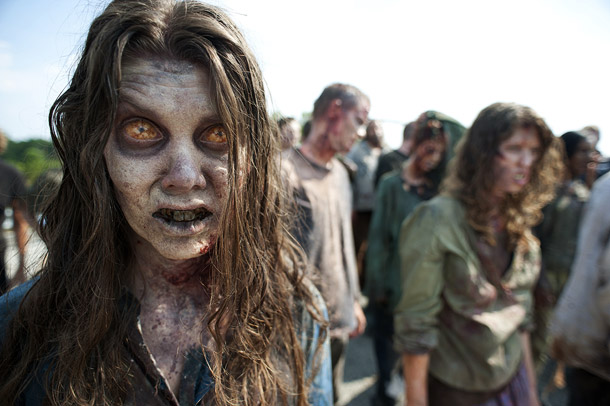 The Walking Dead | AMC's The Walking Dead can be a gruesome viewing experience. After all, this is a show that once had its characters wrap intestines around their…