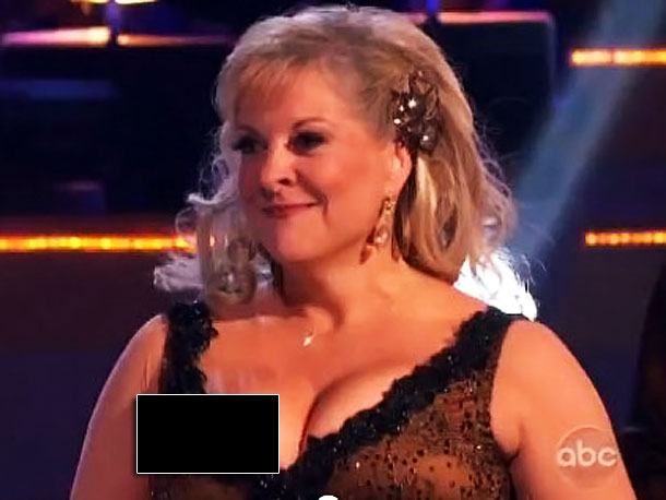 Nancy Grace, Dancing With the Stars | The Naked Truth: Known for her vigor in front of the camera on her own show, Grace brought that same... intensity to her stint on…