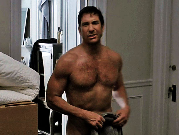 The Naked Truth: We won't go as far to say seeing Dylan McDermott's super-clenched bare bottom was the most horrifying thing about the AHS series…