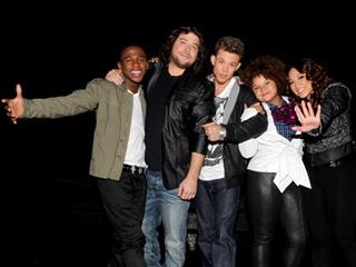 X Factor Top 5