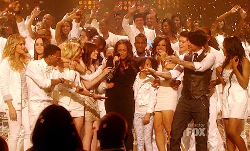 X Factor Winner Mel