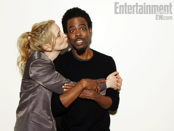 Julie Delpy (director-writer-star), Chris Rock, 2 Days in New York